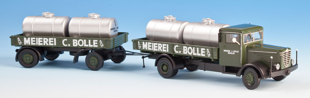 45009 45010 Buessing Milch Bolle